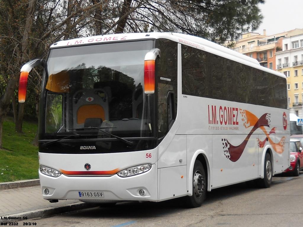 autocar-i-m-gomez